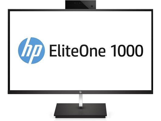 HP EliteOne 1000 G1 (23.8 inch Touchscreen) All-in-One Business PC Core i7 (7700) 3.6GHz 16GB 1TB+256GB SSD LAN Webcam Windows 10 Pro (HD Graphics 630)