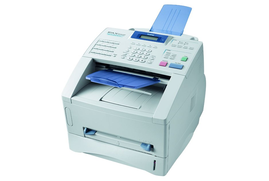 big w fax machine