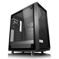 Fractal Design Meshify C - TG Full Tower Case - Black