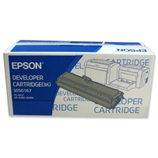 Epson Developer Toner Cartridge Black