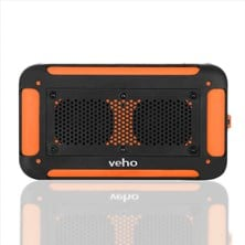 Veho 360° Vecto Bluetooth Water Resistant Speaker with Built in Mic *Open Box*