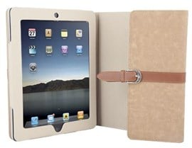 Urban Factory Urban Executive Rotative Folio Case for iPad 3 (Beige)