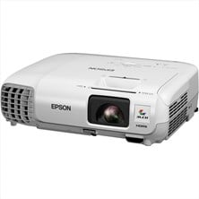Epson EB-S27 3LCD Projector 10,000:1 2700 Lumens 800x600 2.5kg