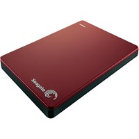 Seagate Backup Plus 1TB Mobile External Hard External in Red