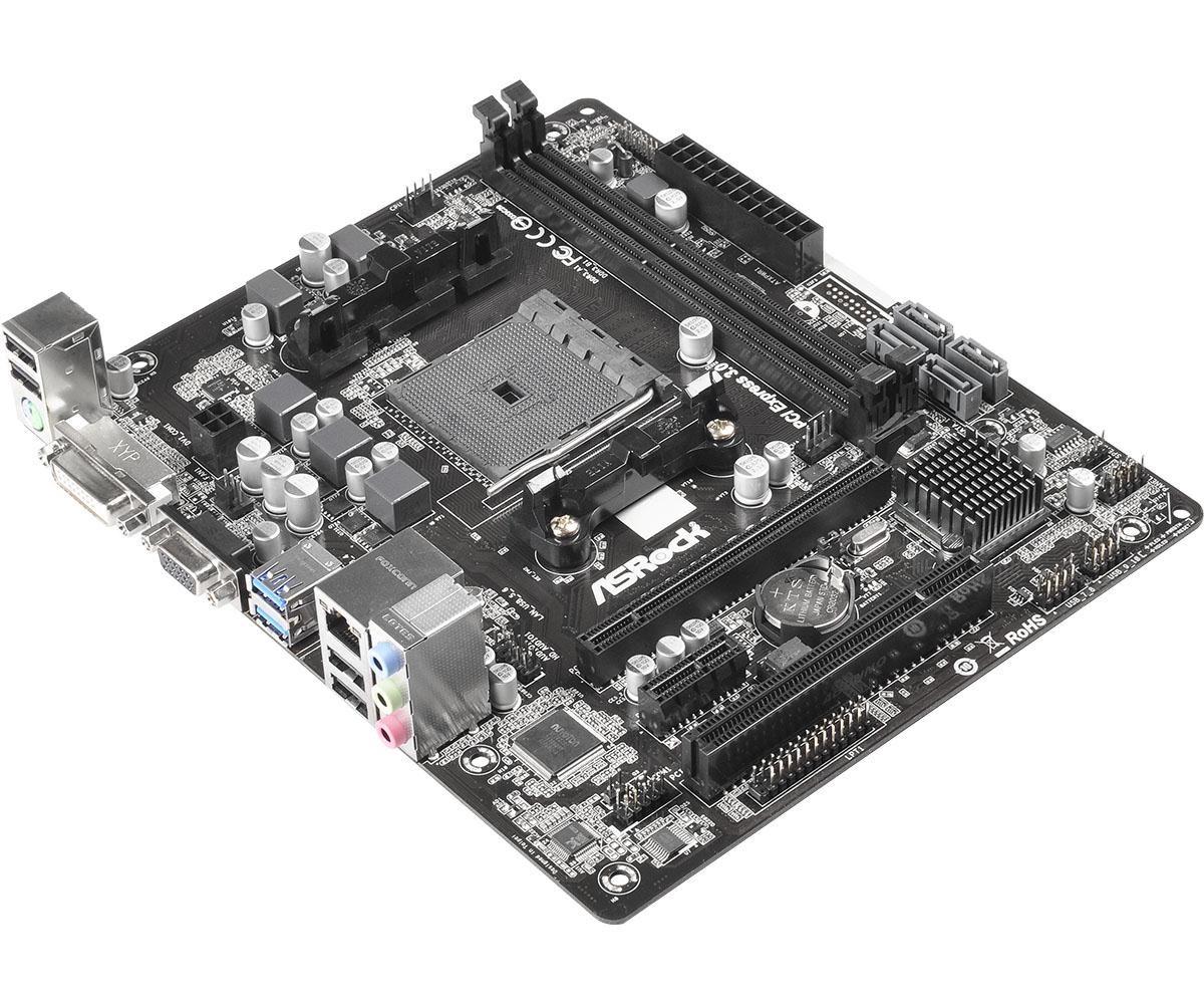 Asrock Fm2a68m Dg3 Amd Socket Fm2 Motherboard Ccl Asus A68hm K Key Features