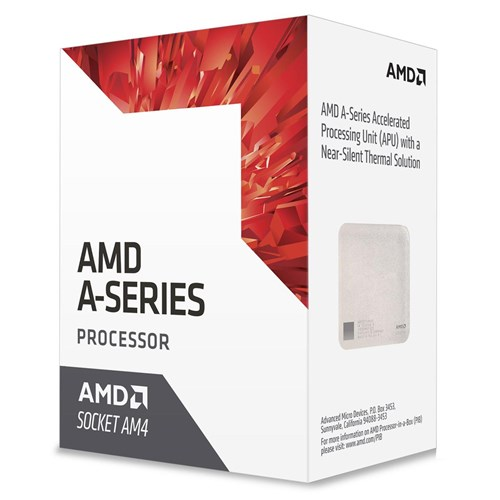 Amd A6 9500 3 5ghz Dual Core Am4 Cpu Ad9500agabbox Ccl Computers