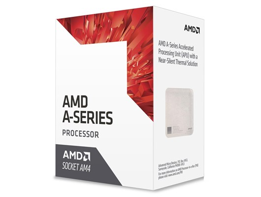 AMD A12 9800E 3.1GHz 4 Core (Socket AM4) CPU