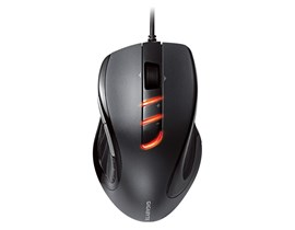 Gigabyte GM-M6900 Black Gaming Precision Optical Mouse USB
