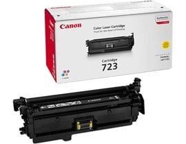 Canon 723 Yellow Toner Cartridge