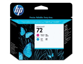 HP 72 Ink Cartridge (69 ml) with Vivera Ink