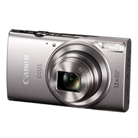 Canon IXUS 285 HS (3.0 inch Screen) Compact Digital Camera 12x Optical Zoom Wifi (Silver)