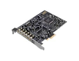 Creative Sound Blaster Audigy RX 7.1 PCI-E Soundcard