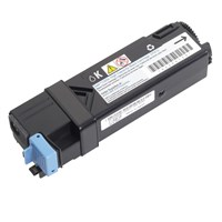 Dell High Capacity Black Toner (Yield 2,000 Pages)