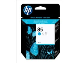 HP 85 Ink Cartridge 28ml Cyan