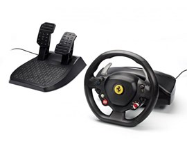 Thrustmaster Ferrari 458 Italia Racing Wheel for Xbox 360/PC