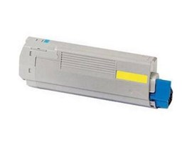OKI Yellow Toner Cartridge (Yield 24,000 Pages) for C931 A3 Colour Printers