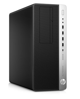 HP EliteDesk 800 G3 Tower PC Core i5 (7500) 3.4GHz 8GB 500GB DVD-Writer LAN Windows 10 Pro 64-bit (HD Graphics 630)