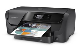 HP OfficeJet Pro 8210 (A4) Colour Inkjet Wireless Printer 256MB 2.0 inch MGD 22ppm ISO (Mono) 18ppm ISO (Colour) 30,000 (MDC)
