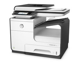 HP PageWide Pro 477dw (A4) Colour Laser Multifunction Printer (Print/Copy/Scan/Fax) 768MB 4.3 inch Colour LCD 40ppm (Mono/Colour) 50,000 (MDC)