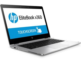 HP EliteBook x360 1030 G2 (13.3 inch Touchscreen) Notebook Core i7 (7600U) 2.8GHz 16GB 256GB SSD WLAN BT Windows 10 Pro 64-bit (HD Graphics 620) Switzerland