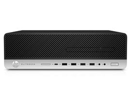 HP EliteDesk SFF PC, Intel Core i5, 8GB RAM, 256GB