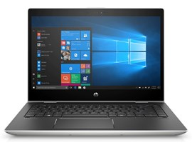 HP ProBook x360 440 G1 (14 inch) Notebook PC Core i7 (8550U) 1.8GHz 8GB 256GB SSD WLAN BT Webcam Windows 10 Pro (GeForce MX130 2GB)