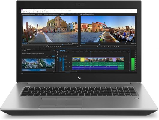 "HP ZBook 17 G5 17.3"" 32GB Core i7 Workstation"