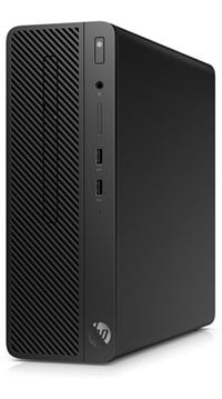 HP 290 SFF PC, Intel Core i5, 4GB RAM, 128GB SSD, Windows 10 Pro