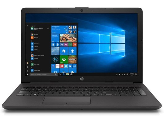 HP 255 G7 (15.6 inch) Notebook PC Ryzen 3 (2200U) 2.5GHz 8GB 1TB DVD-Writer WLAN BT Windows 10 Pro (Radeon Vega Graphics)