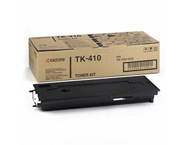 Kyocera TK-410 Black (Yield 15,000 Pages) Toner Cartridge for KM-1620/1650/2020/2050 Printers
