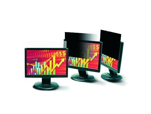 3M PF23.6W9 FramelessBlack  Privacy Filter for 23.6 inch Widescreen Desktop LCD Monitors