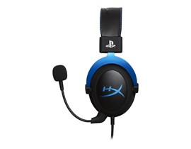 HyperX Cloud Headset (Blue) for PlayStation 4