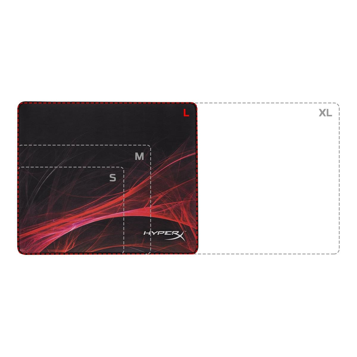 ffc632a3bb1 HyperX Fury S Pro Gaming Mouse Pad Speed Edition (X-Large) - HX-MPFS ...