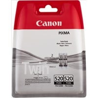 Canon PGI-35BK (Yield 191 Pages) Black Ink Cartridge (Twin Pack)
