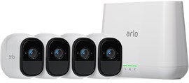 Netgear Arlo Pro Wireless Security System with 4 HD Cameras