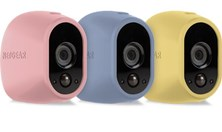 Netgear Arlo Camera Replaceable Multi-Colored Silicone Skins (Pink,Blue,Yellow)