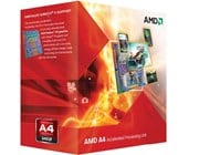 AMD A4-3300 2.5GHz Dual Core Accelerated Processing Unit