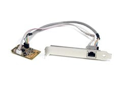 StarTech.com Mini PCI Express Gigabit Ethernet Network Adaptor NIC Card