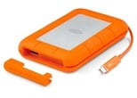 LaCie Rugged (250GB) Solid State Drive Thunderbolt and USB 3.0