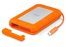 LaCie Rugged 250GB USB3.0 Mobile External Drive