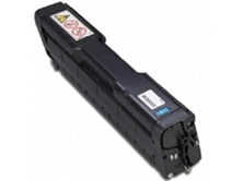 Ricoh SPC310 (Yield: 2,500 Pages) Cyan Toner Cartridge