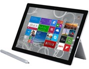 "Microsoft Surface Pro 3 12"" IPS Tablet"