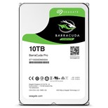 Seagate BarraCuda Pro (10TB) 3.5 inch Hard Disk Drive (7200rpm) SATA 6Gb/s 256MB (Internal)