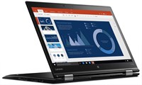 Lenovo ThinkPad X1 Yoga (14 inch Multi-touch) Tablet PC Core i5 (6200U) 2.3GHz 8GB (1x8GB) 256GB SSD WLAN WWAN BT Webcam Windows 10 Pro 64-bit (Intel HD Graphics 520) Black