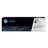 HP 131A (Yield: 1,600 Pages) Black Toner Cartridge