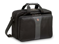 Wenger SwissGear Legacy Double Case (Black) for 16 inch Notebooks