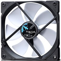 Fractal Design Dynamic Series GP-14 (140mm) Computer Case Fan (Black)