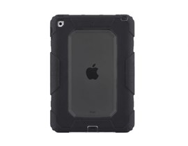 Griffin Survivor All-Terrain Rugged Case (Black/Smoke) for Apple iPad 9.7 (2017)
