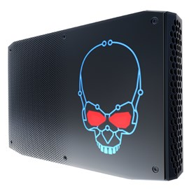 Intel NUC Kit NUC8i7HVK Small Form Factor PC Core i7 (8809G) 4.2GHz (Radeon RX Vega M GH Graphics)