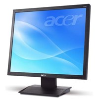 Acer V176Lbmd 17 inch LED Monitor - 1280 x 1024, 5ms, Speakers, DVI